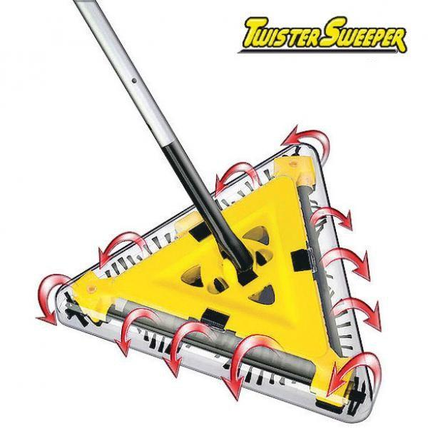 Электровеник Twister Sweeper