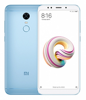 "Смартфон Xiaomi Redmi Note 5 blue (""5.99 экран; памяти 3/32GB, батарея 4000 мАч) CN, фото 1"