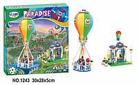 Конструктор типа лего BELA PARADISE (275 деталей) 1243