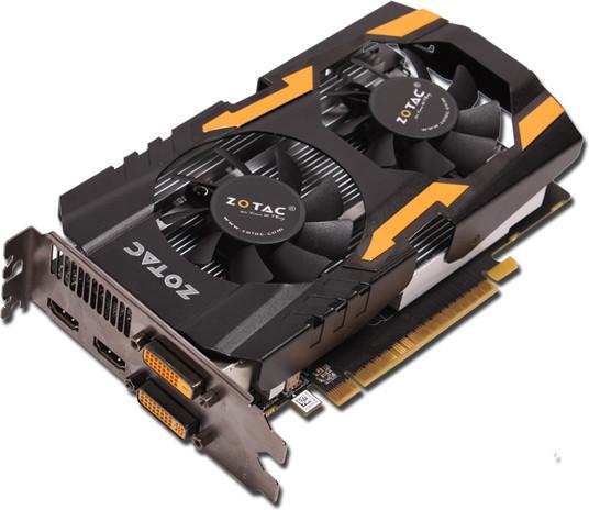 Zotac GeForce GTX 650 Ti  1Gb DDR5 Б/У  Полностью рабочая! Гарантия !