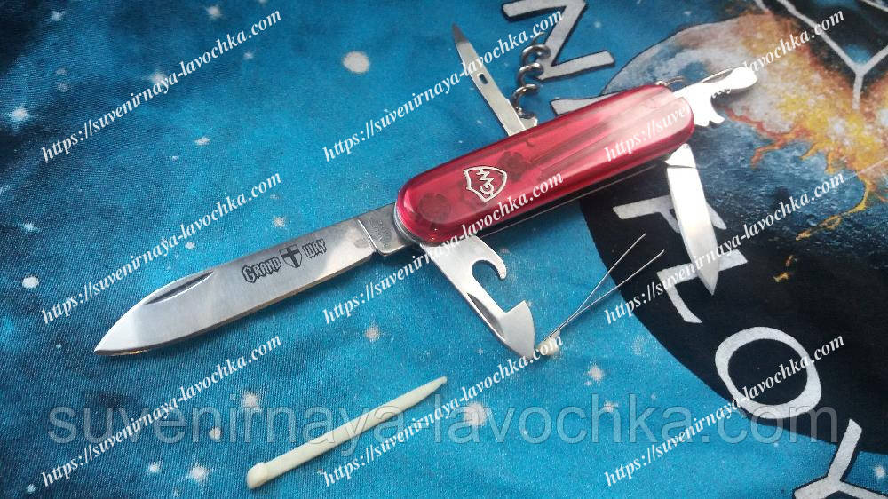 Нож многофункциональный 0306 A