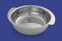 Миска глубокая нерж. 650 мл, диаметр 150мм, Н48мм (глянцевая полировка) STEELAY 6060306