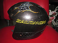 Шлем горнолыжный Solomon б/у р.58