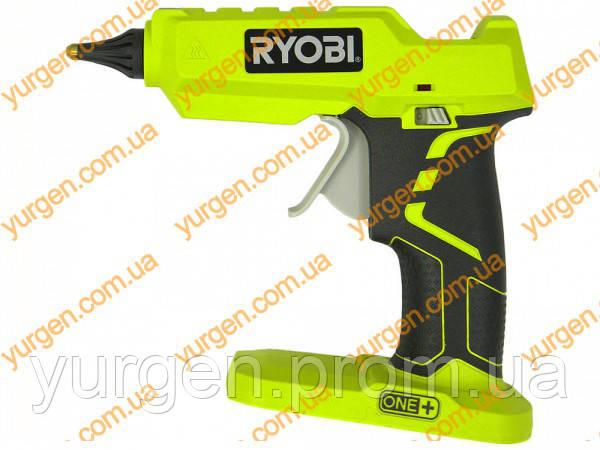 Ryobi Клеевой пистолет аккумуляторный RYOBI R18GLU-0 - YurGen в Днепре