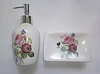 Набор для ванной комнаты 2 предмета