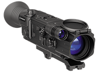 Цифровой прицел ночного видения с дальномером Pulsar Digisight LRF N870 (c креплением), фото 1
