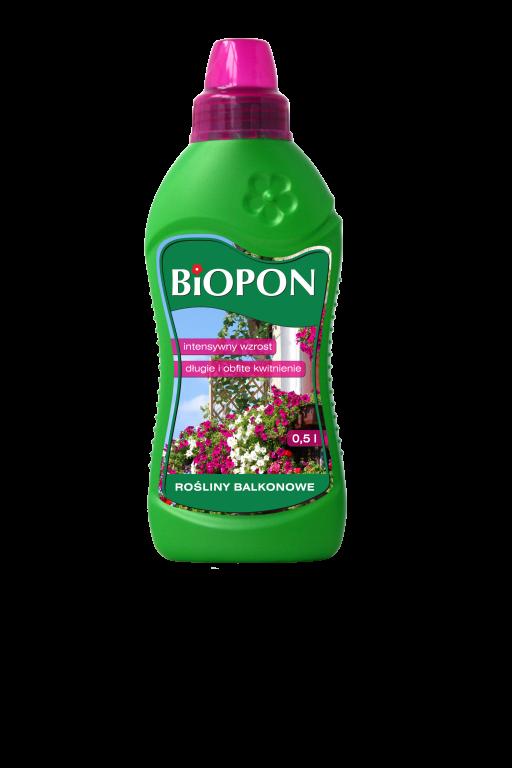 Минеральное удобрение для балконных растений BIOPON 0,5 мл