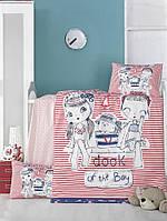 Детский комплект постельного белья  LIGHTHOUSE дит. TWO GIRLS 100*150/2*35*45 *