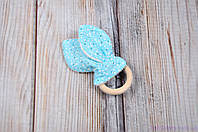 Эко-грызушка «Doubleeyes», Голубые пузырьки, фото 1