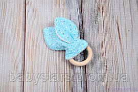 Эко-грызушка «Doubleeyes», Голубые пузырьки