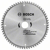 Циркулярный диск Bosch 210x30х64 Aluminium