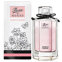Женские ароматы Gucci Flora by Gucci Gorgeous Gardenia (весенний,чувственный аромат)
