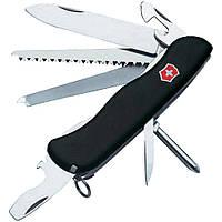 Нож Складной Мультитул Викторинокс Victorinox LOCKSMITH (111мм, 14 функций), черный 0.8493.3, фото 1
