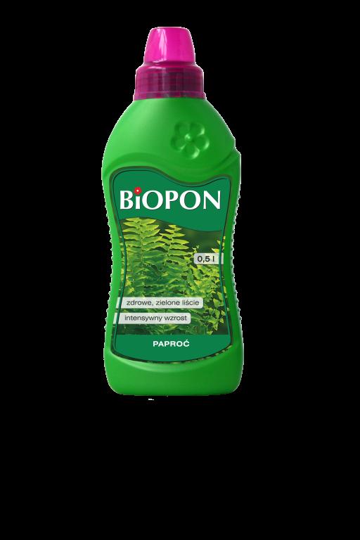 Минеральное удобрение для папоротника BIOPON 0.5 мл