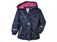 Куртка для девочки Lupilu водонепроницаемая р.86/92
