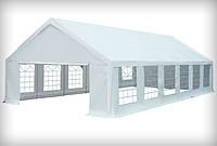 Павильон с окнами для летней площадки 6x12 - PVC на ПРОКАТ!