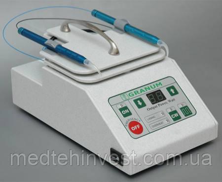 Стоматологический лазер GRANUM с мощностью 7 Вт