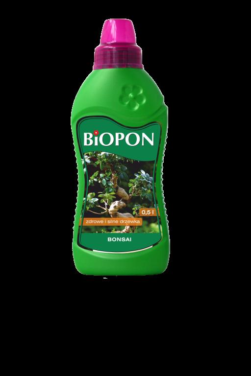 Минеральное удобрение для бонсай BIOPON 0,5 мл