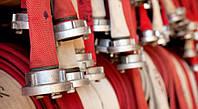 Пожарные рукава и их виды