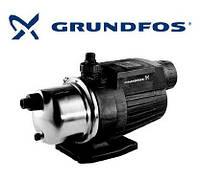 Перемотка двигателя Grundfos MQ3-45 автоматической насосной станции