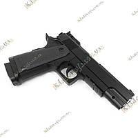 Детский металлический пневматический пистолет ZM26, фото 1