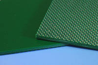 Лента конвейерная ПВХ 5 мм, зеленая