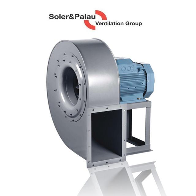 Вентиляторы центробежные Soler&Palau серии CRT