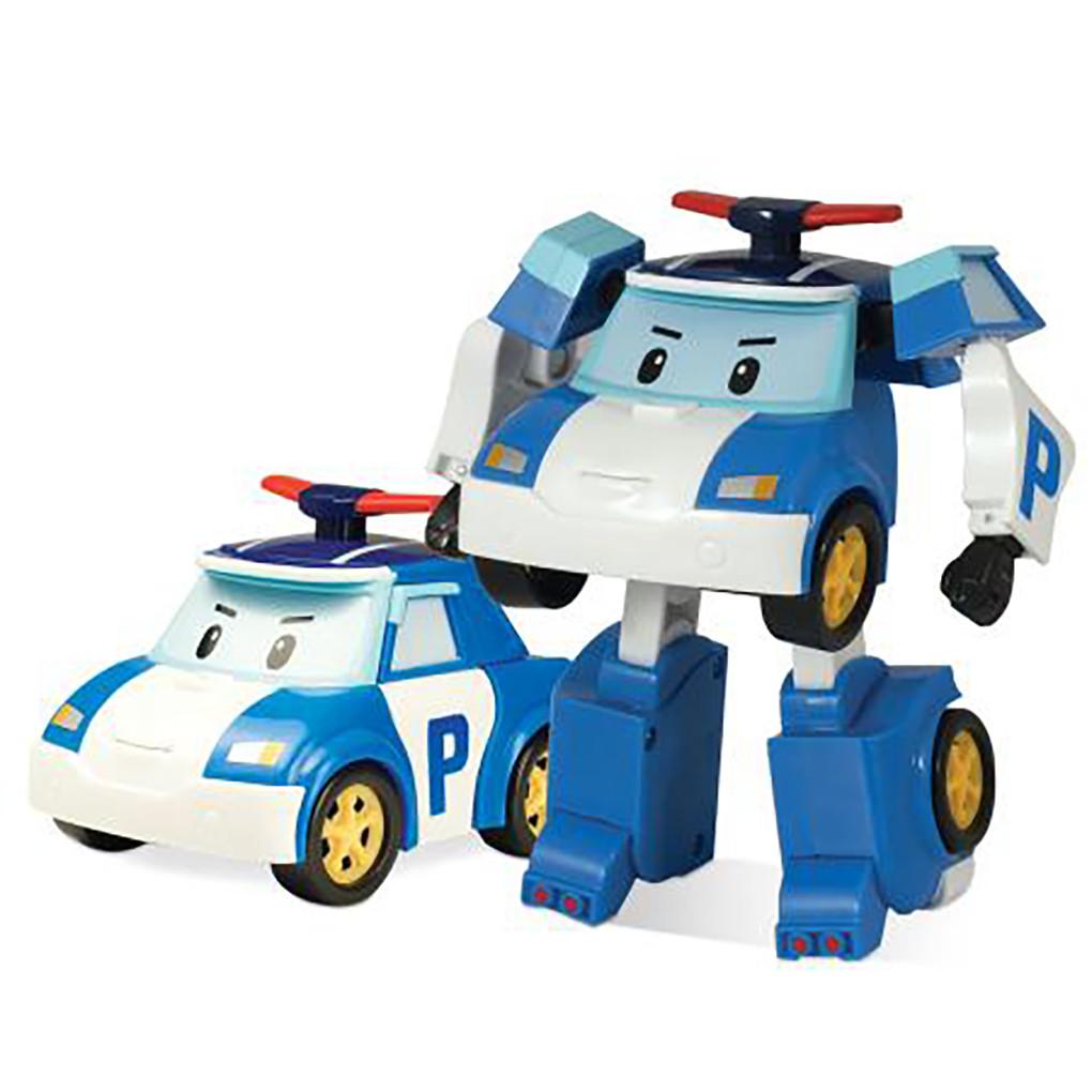 Трансформеры Robocar Poli (Робокар Поли): Поли