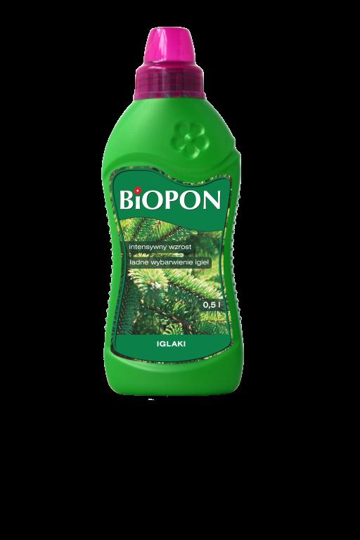 Минеральное удобрение для хвойных BIOPON 0.5 мл