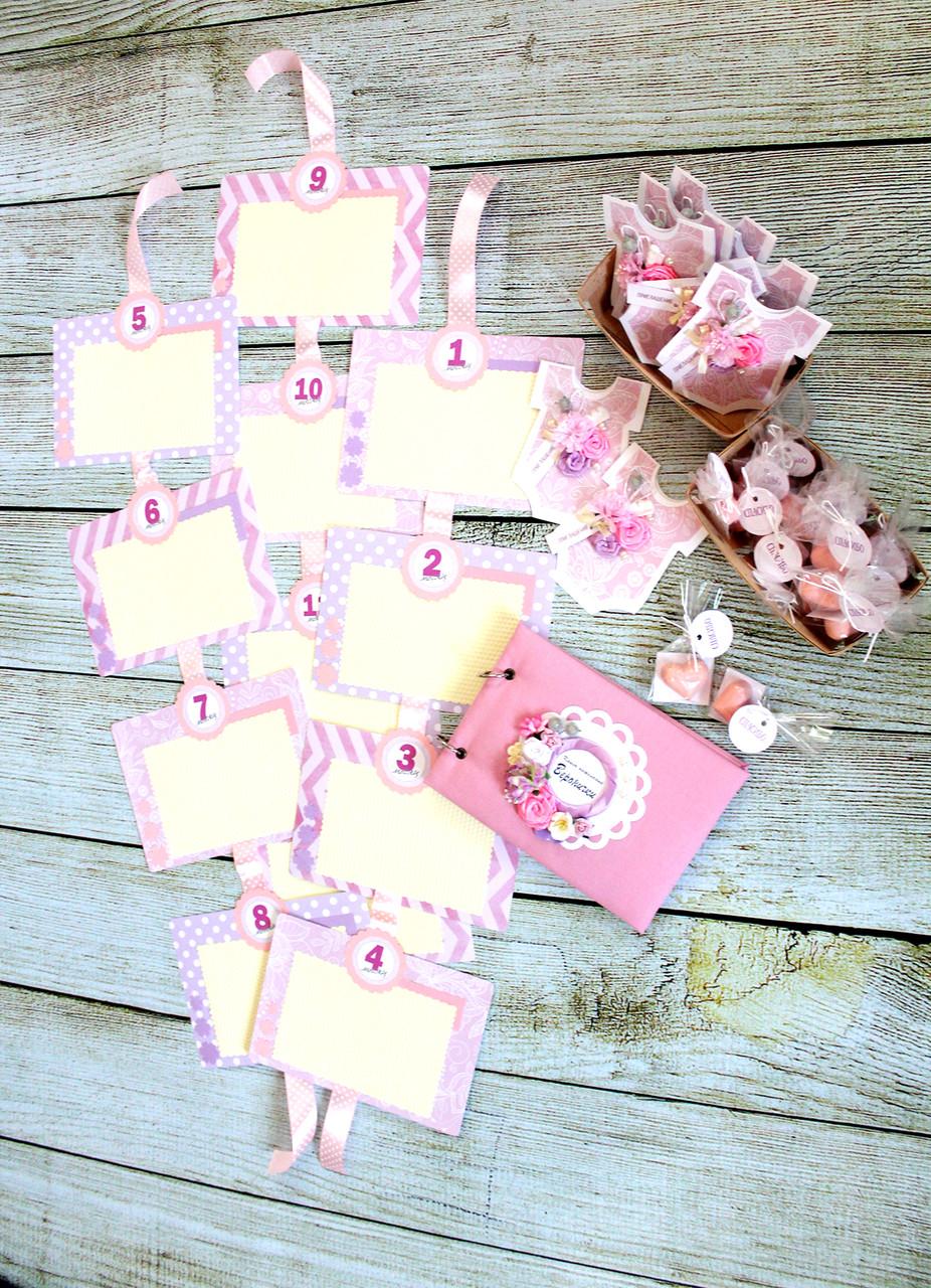 Декор для детского дня рождения девочки