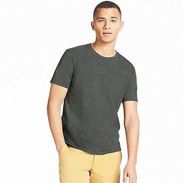 Uniqlo Crew-neck T-shirt