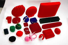 Футляры, коробочки, мешочки для ювелирных изделий.