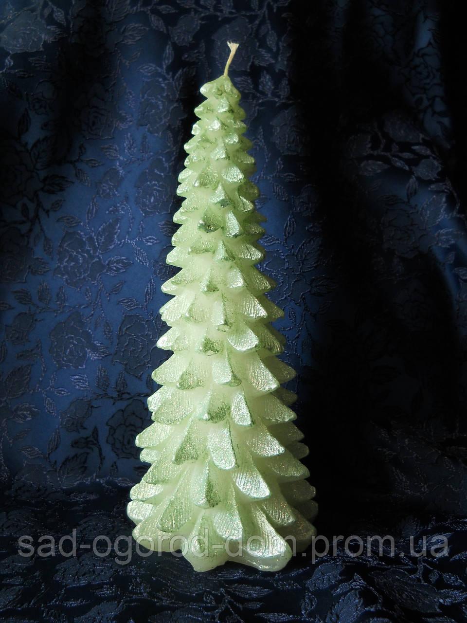 Свеча декоративная елка большая