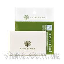 Матирующие бумажные  салфетки Nature Republic  Oil Control Film 50 шт в упаковке