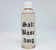 Солевая база (Salt base) 3 mg/ml. 50/50 0.1л.