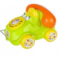 Каталка телефон маленький  MAXIMUS