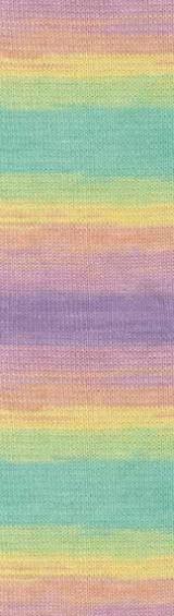 Alize Cotton Gold Batik (55% Хлопк, 45% Акрил)330м
