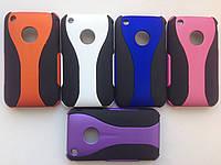 Розовый Защитный Чехол для Iphone 3/3S , фото 1