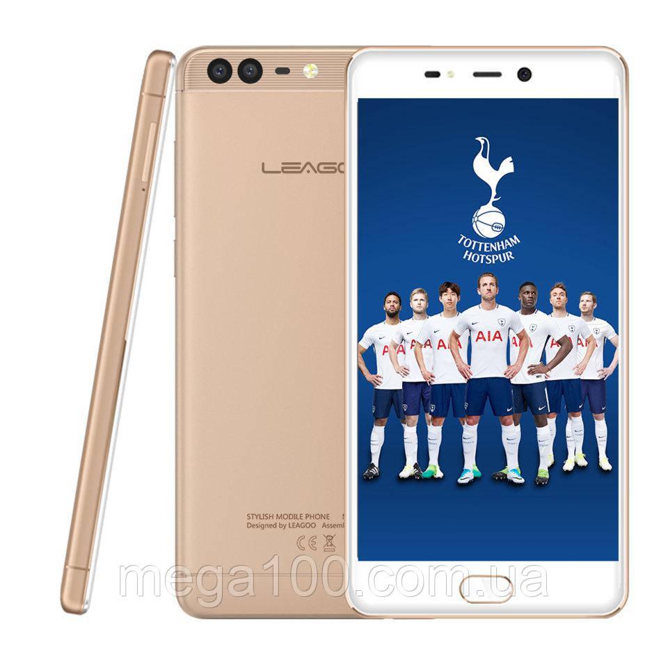 "Смартфон Leagoo T5c золотой (""5.5 экран, памяти 3/32, батарея 3000 мАч)"