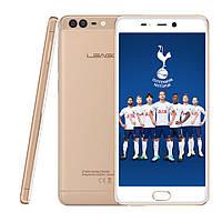 """Смартфон Leagoo T5c золотой (""""5.5 экран, памяти 3/32, батарея 3000 мАч), фото 1"""