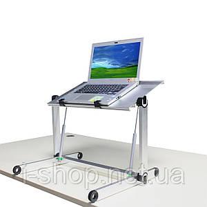Столик для ноутбука UFT S3 Silver (ufts3silver)