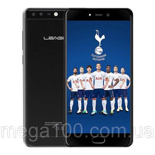 "Смартфон Leagoo T5c черный (""5.5 экран, памяти 3/32, батарея 3000 мАч)"