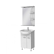 Мини-комплект мебели для ванной комнаты Рио 1-55-31-55 Ювента