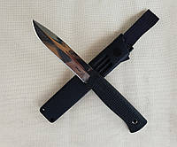 Нож Филин хром (рукоять эластрон)
