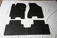 Hyundai Tucson резиновые коврики Stingray Premium
