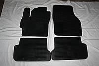 Mazda 3 резиновые коврики Stingray Premium