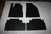Lexus RX 2003-2009 резиновые коврики Stingray Premium