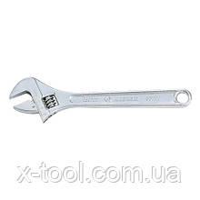Ключ разводной до 25мм L=200мм KING TONY 3611-08R
