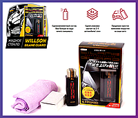 Жидкое стекло Willson Silane Guard   Покрытие-полироль для автомобиля   Силановая защита