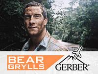 Gerber - Bear Grylls Made in USA
